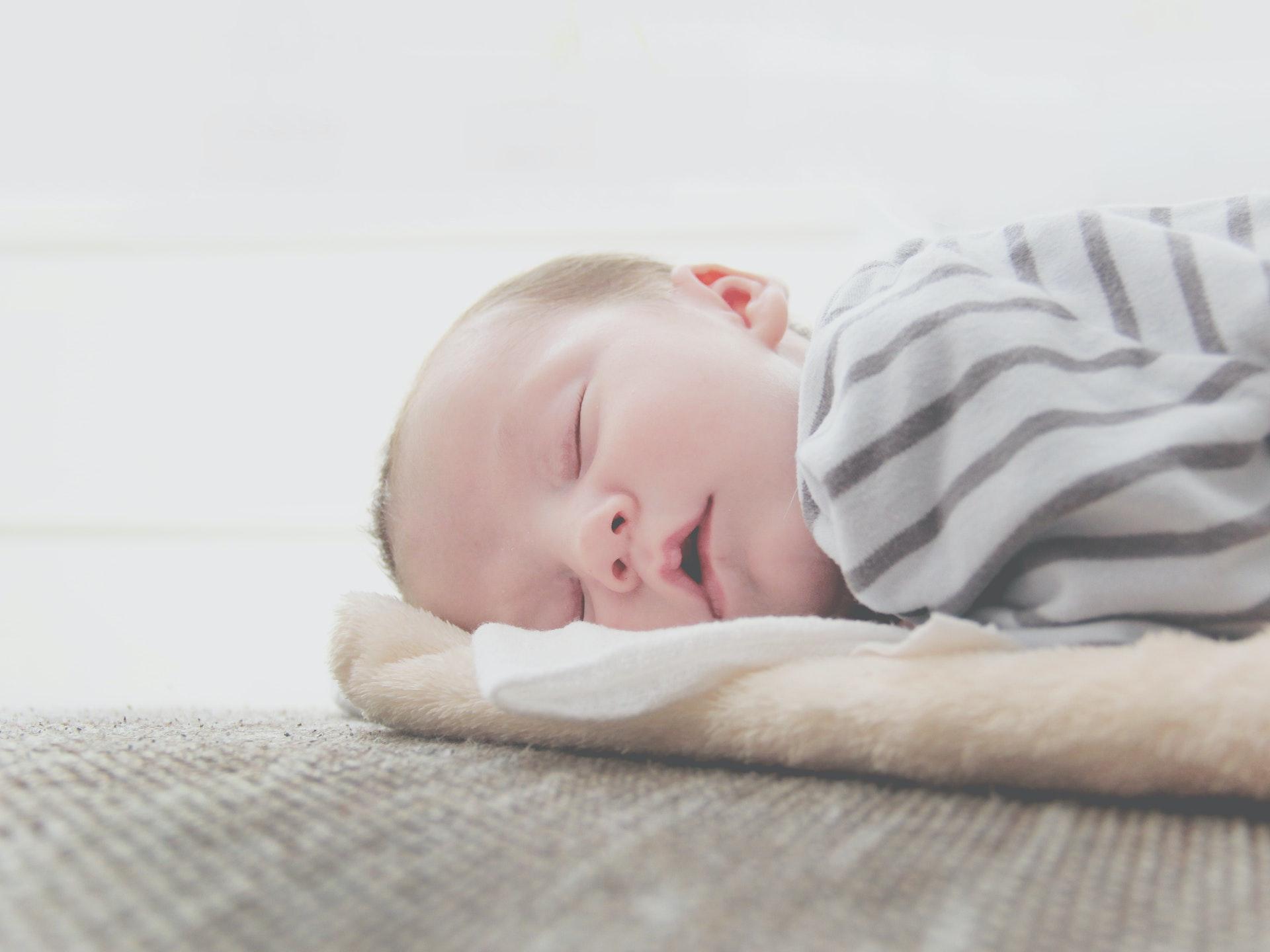 Picture of: Lad Din Baby Sove Trygt Og Varmt I Bambus Sengetoj Dansk Markedsforing