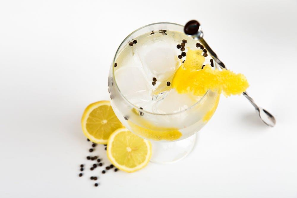 alkoholglas